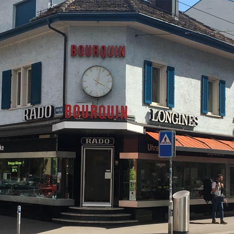 2006 - Ein Fixpunkt an der Langstrasse und im Kreis 5: Unsere aktuelles Ladenlokal nach Umbau und Modernisierung 2006.