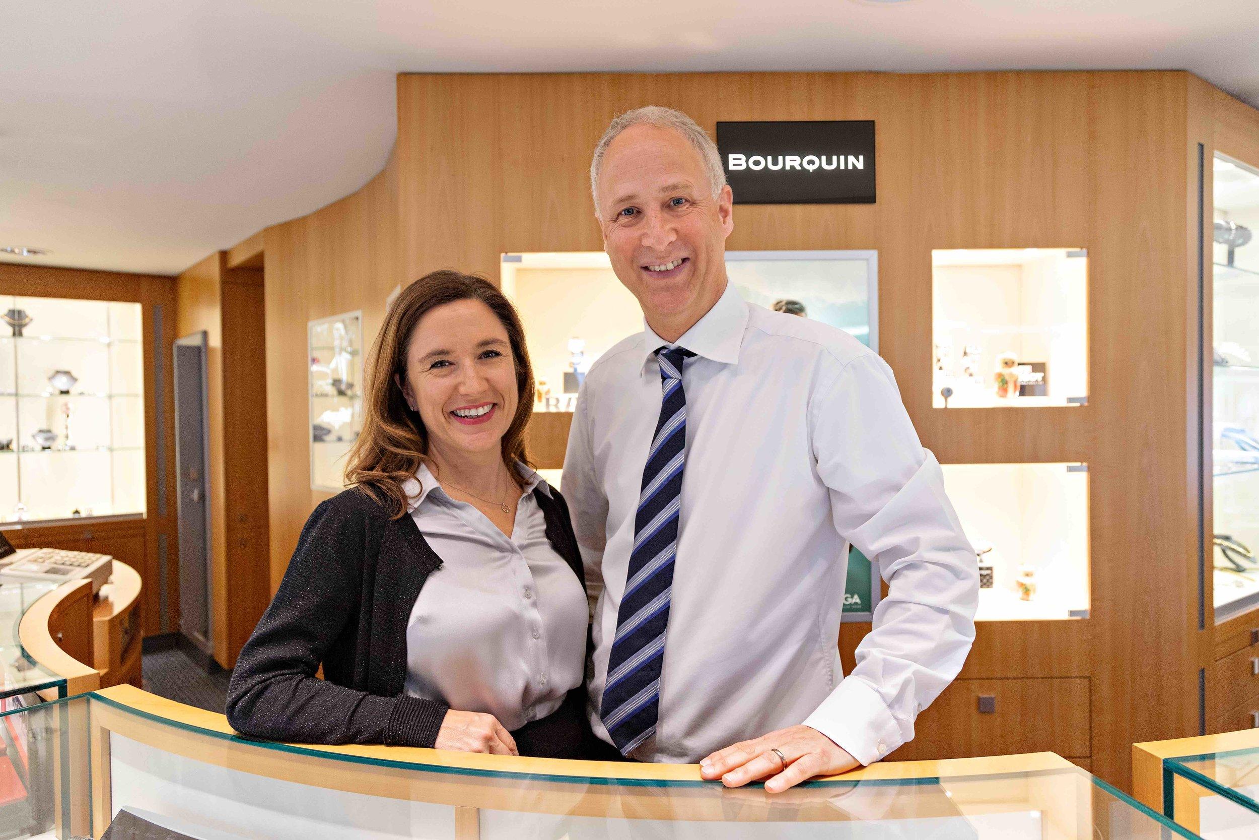 2016 - Geschäftseintritt von Antoinette Lis Bourquin, welche gemeinsam mit Erika, Raymond und Michel Bourquin die Tradition unseres Familienbetriebs vorführt – immer am Puls der Zeit und nah bei unseren Kunden.