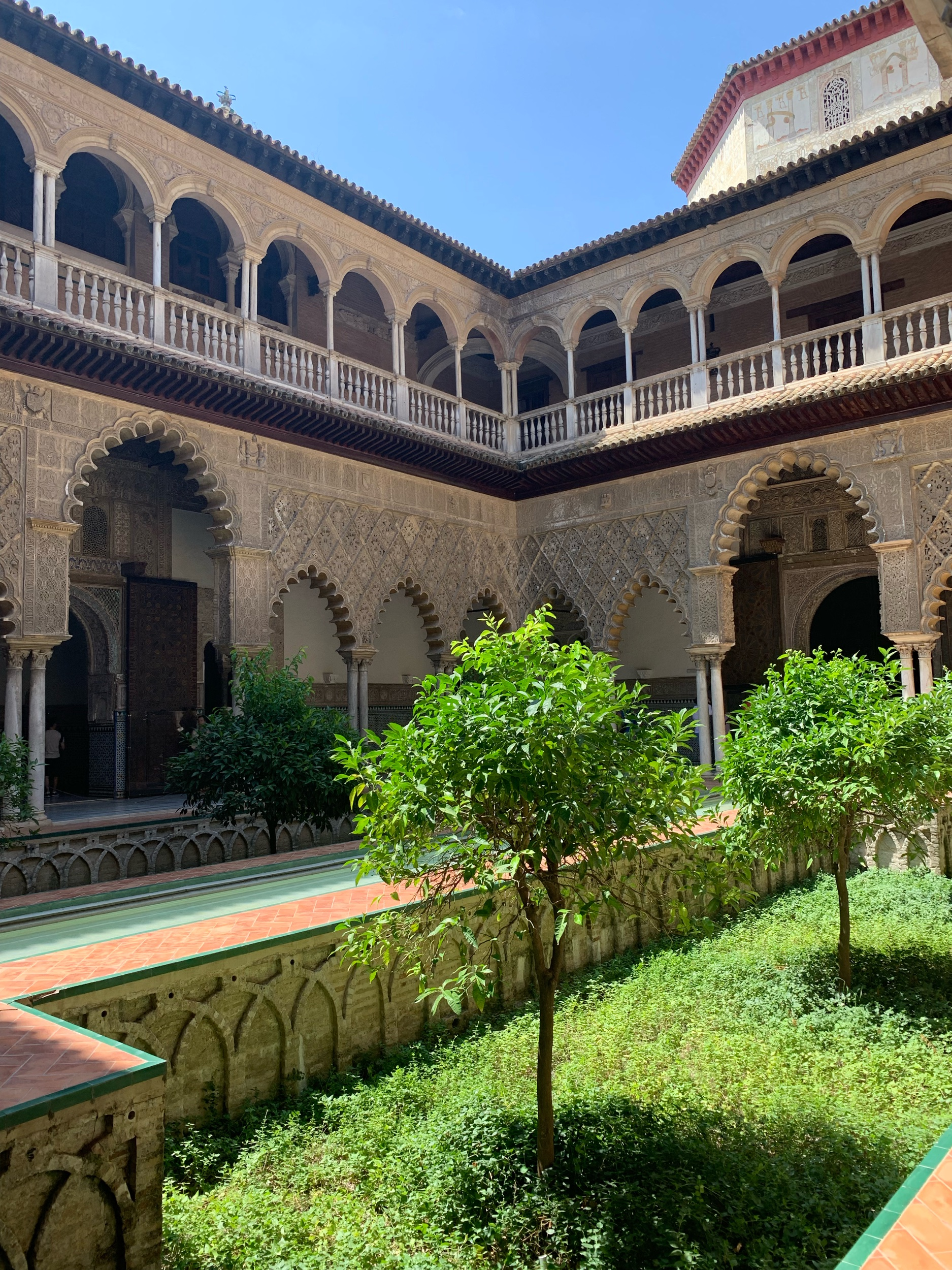 Pedro I Palace in the Alcazar