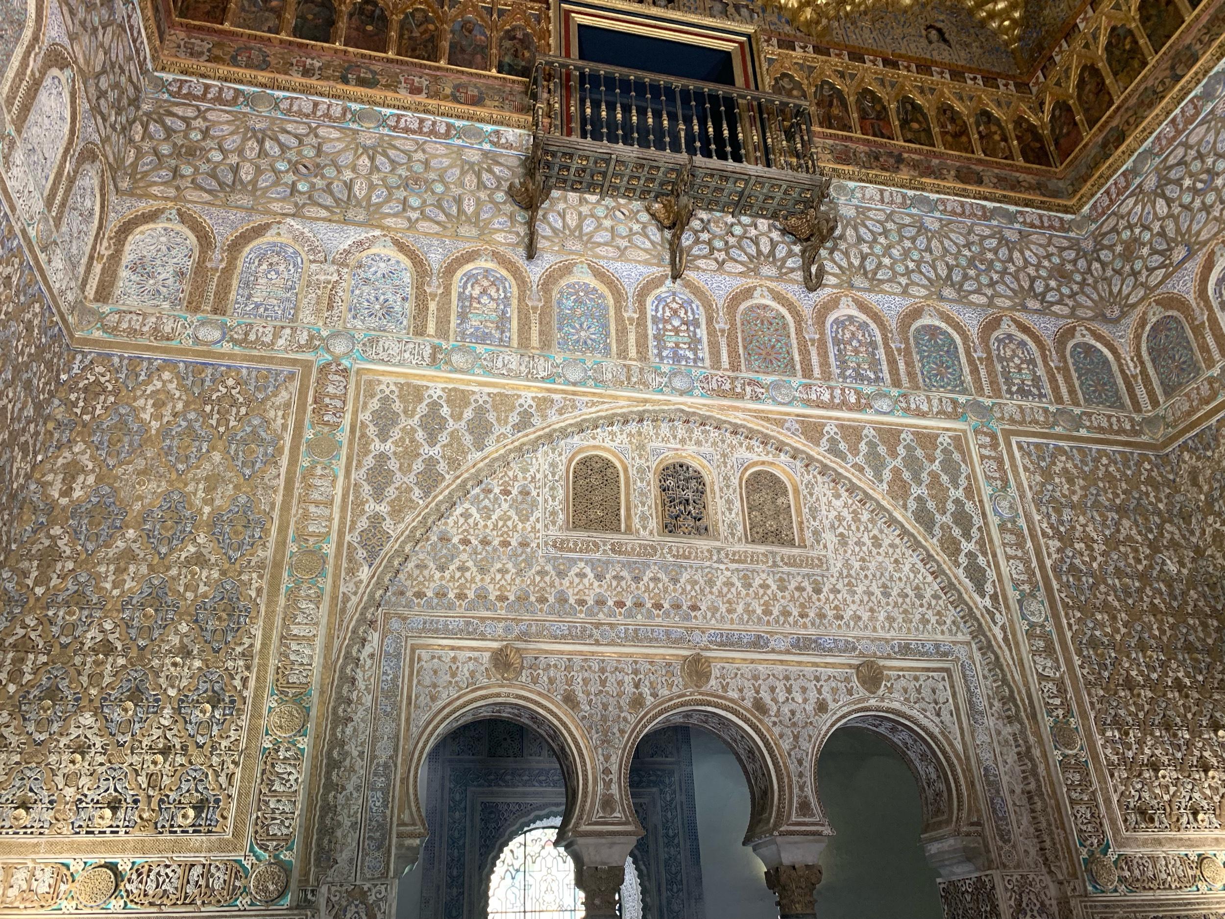 Pedro I Palace in the Alcazar