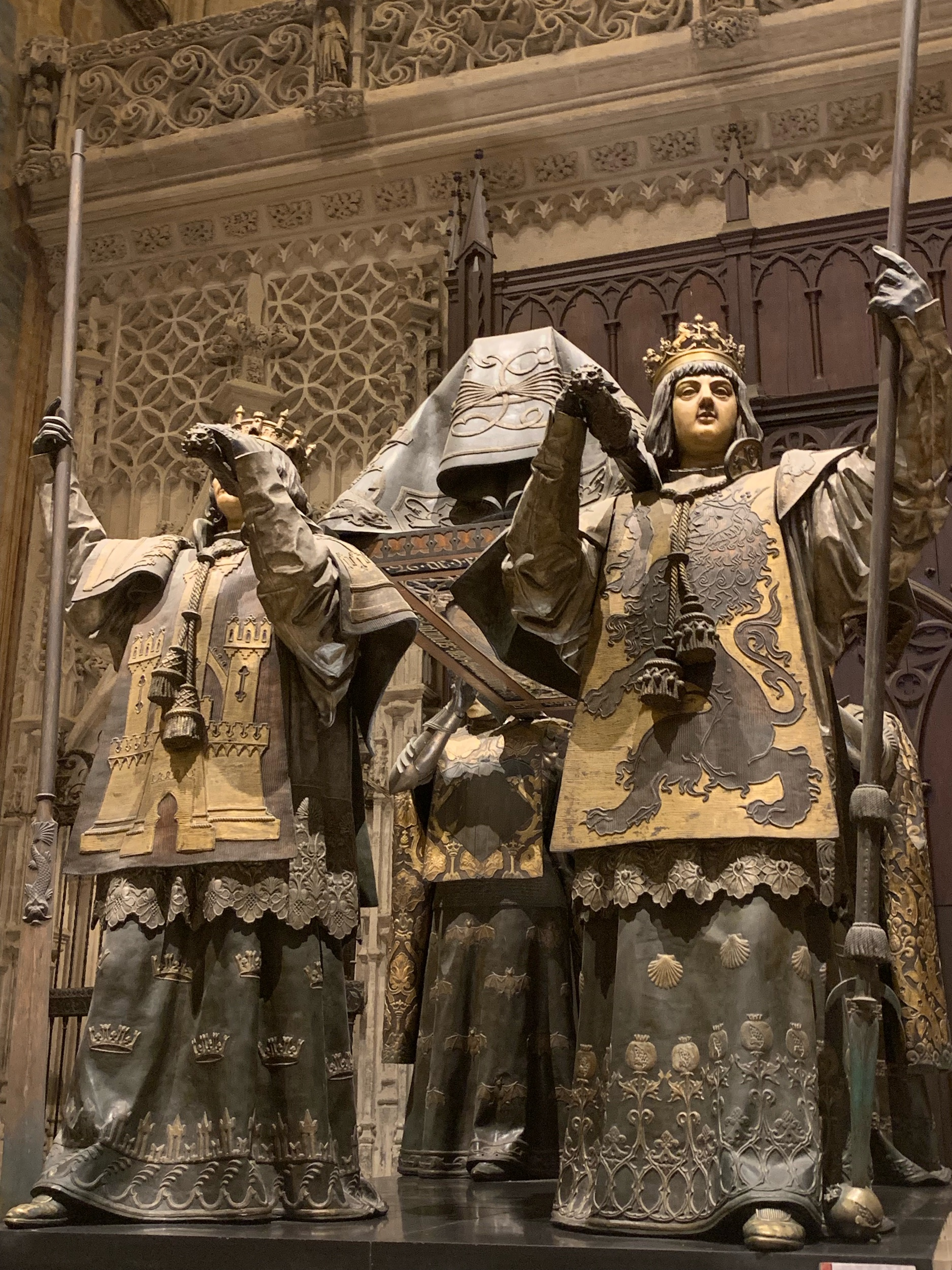 Tomb of Christopher Columbus