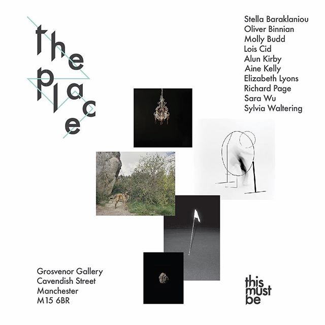 Happy new year! We at this must be are super excited at what 2019 has in store. First up we would like to invite you to the private view of our inaugural exhibition 'the place' on the 17th of January 2019 at the Grosvenor Gallery, Manchester.  this must be the place is an exhibition built from an initial open call asking for work responding to the notion of place. We invited photographers to submit projects that interrogate space and time as a concept, venturing beyond the boundaries of a topographical entity.  We are happy to announce the ten selected photographers:  Stella Baraklaniou Oliver Binnian Molly Budd Lois Cid Alun Kirby Aine Kelly Elizabeth Lyons Richard Page Sara Wu Sylvia Waltering  The exhibition runs from the 15th to the 18th of January.  #exhibition #photography #manchester #photographyexhibition #gallery