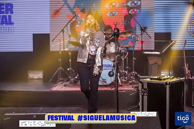 #SigueLaMúsica 💫
