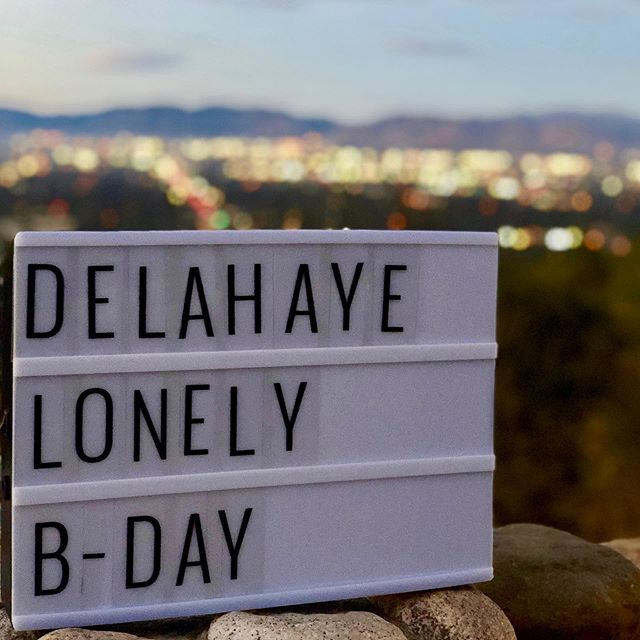 "The second Single ""Lonely B-Day"" - Delahaye is OUT in all digital platforms! It's the second of many singles that i'm putting out over the next months until my new EP comes out. The album is inspired by the golden era of the music in the late 70's/early 80's, West coast and science fiction. Take a listen, share and spread the word! It wouldn't be the same without this crew:  Keith Carlock: Drums Adrian Schinoff: Rhodes and Wurlitzer Rodrigo Crespo: Guitars. Martin Delahaye: Bass, Guitars and Synths.  Written and Produced by Martin Delahaye.  Drums and Bass recorded at Velvet Cinema Studios in Nashville, TN by Michael Whittaker.  Wurlitzer & Rhodes recorded at Adrian Schinoff Studios in Los Angeles, CA Guitars recorded at Gold Top Studios in Los Angeles, CA. Synths, guitars and more Recorded at Parrales Studios NY/LA.  Mixed by Eduardo Bergallo at Revolver..Bs As, Argentina. Mastered by Eduardo Bergallo at Puro Mastering. Bs As. Argentina. #NowPlaying  #un-pretentiousvalley."
