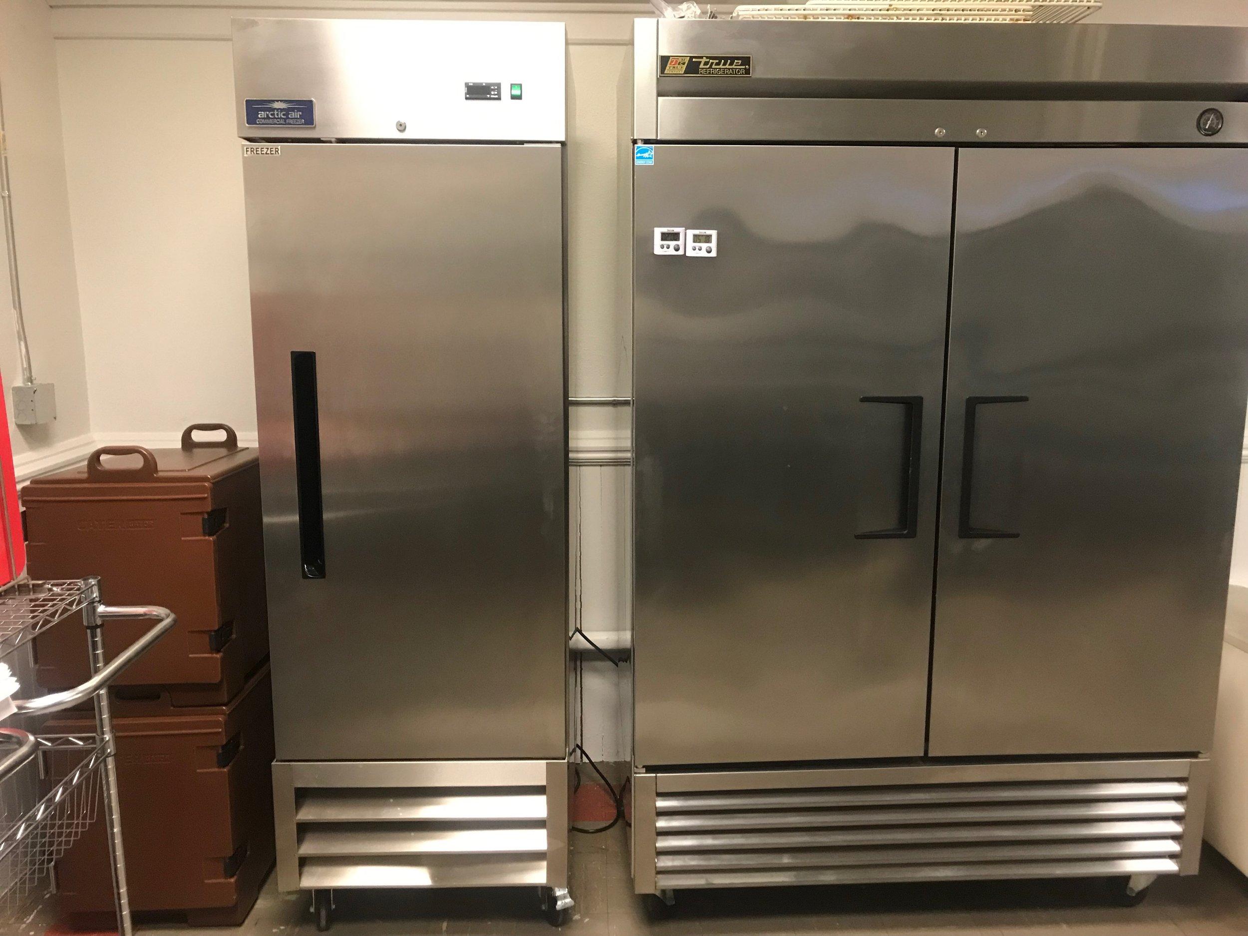Regrigeration & freezer -