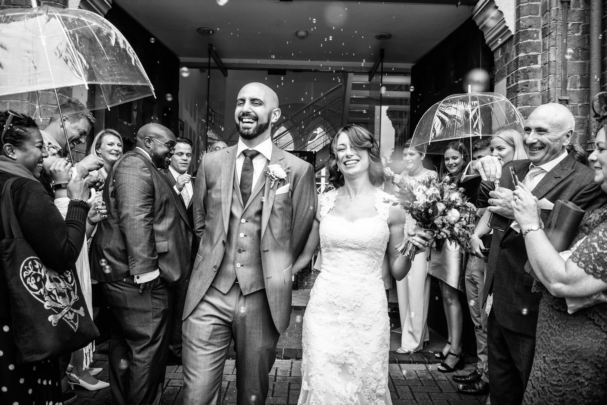 WEDDINGS - A collection of galleries with full day weddings
