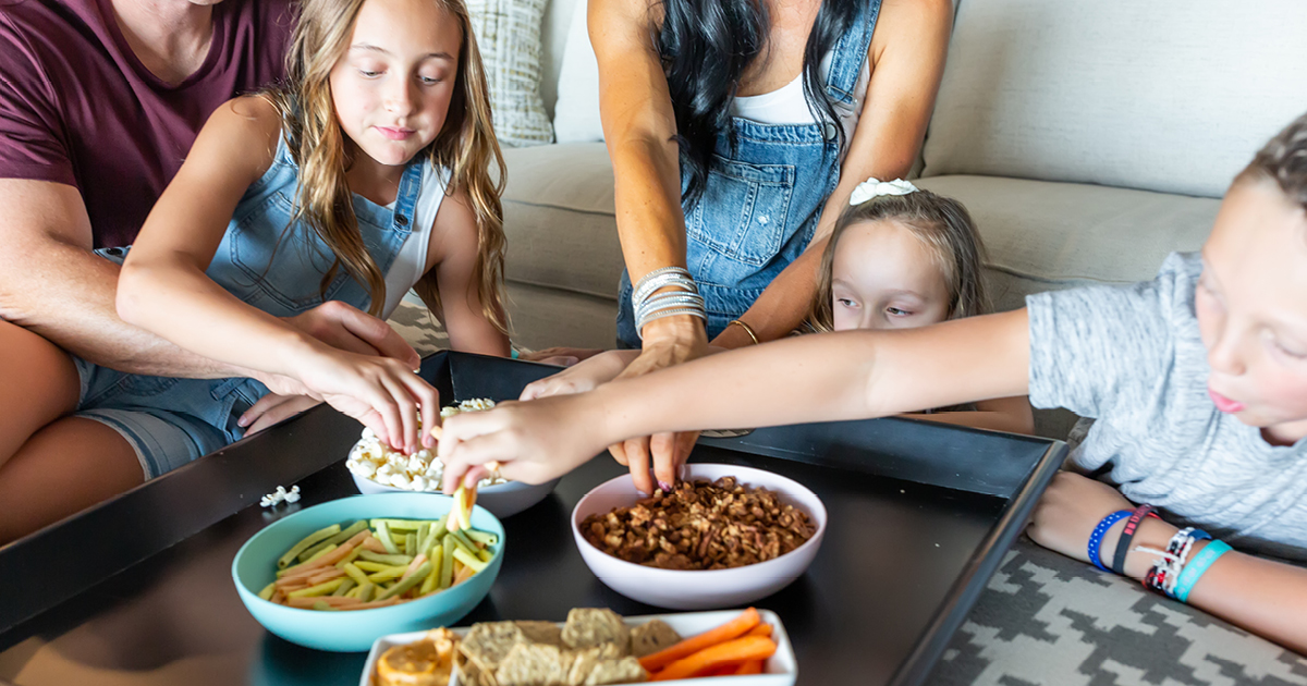 Teach your kids what a healthy snack looks like with these 15 snack ideas.jpg