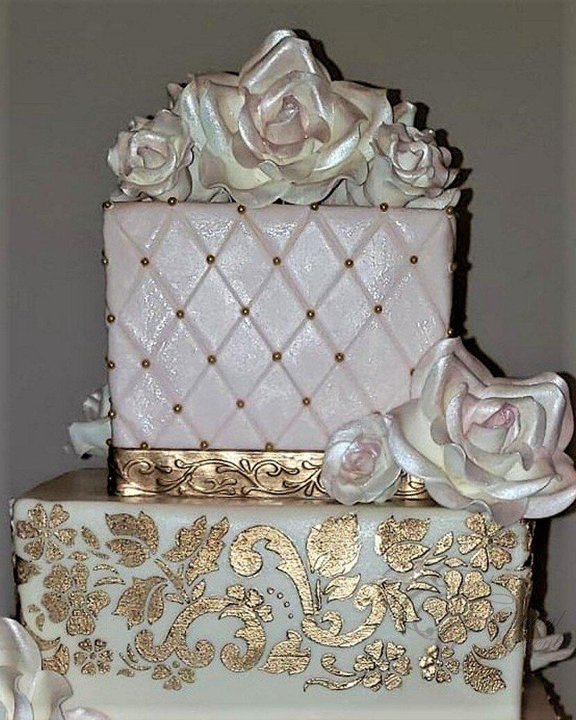 blush and gold wedding cake.jpg