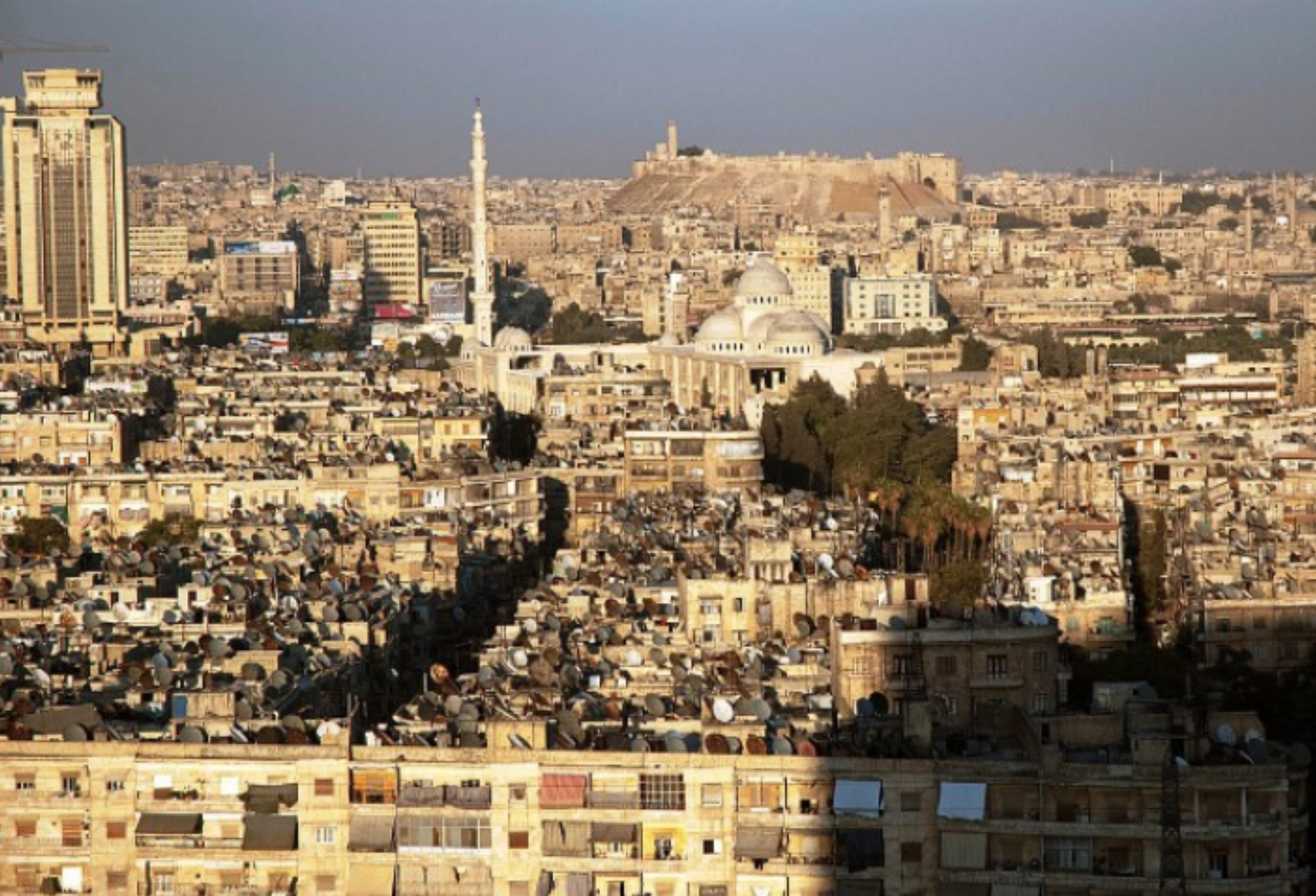 Aleppo in the 2000s