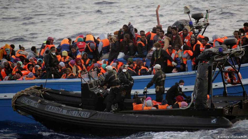 Operation Mare Nostrum  was a year-long naval and air operation commenced by the Italian government on October 18, 2013, to tackle the increased immigration to Europe during the second half of 2013 and migratory ship wreckages off Lampedusa.