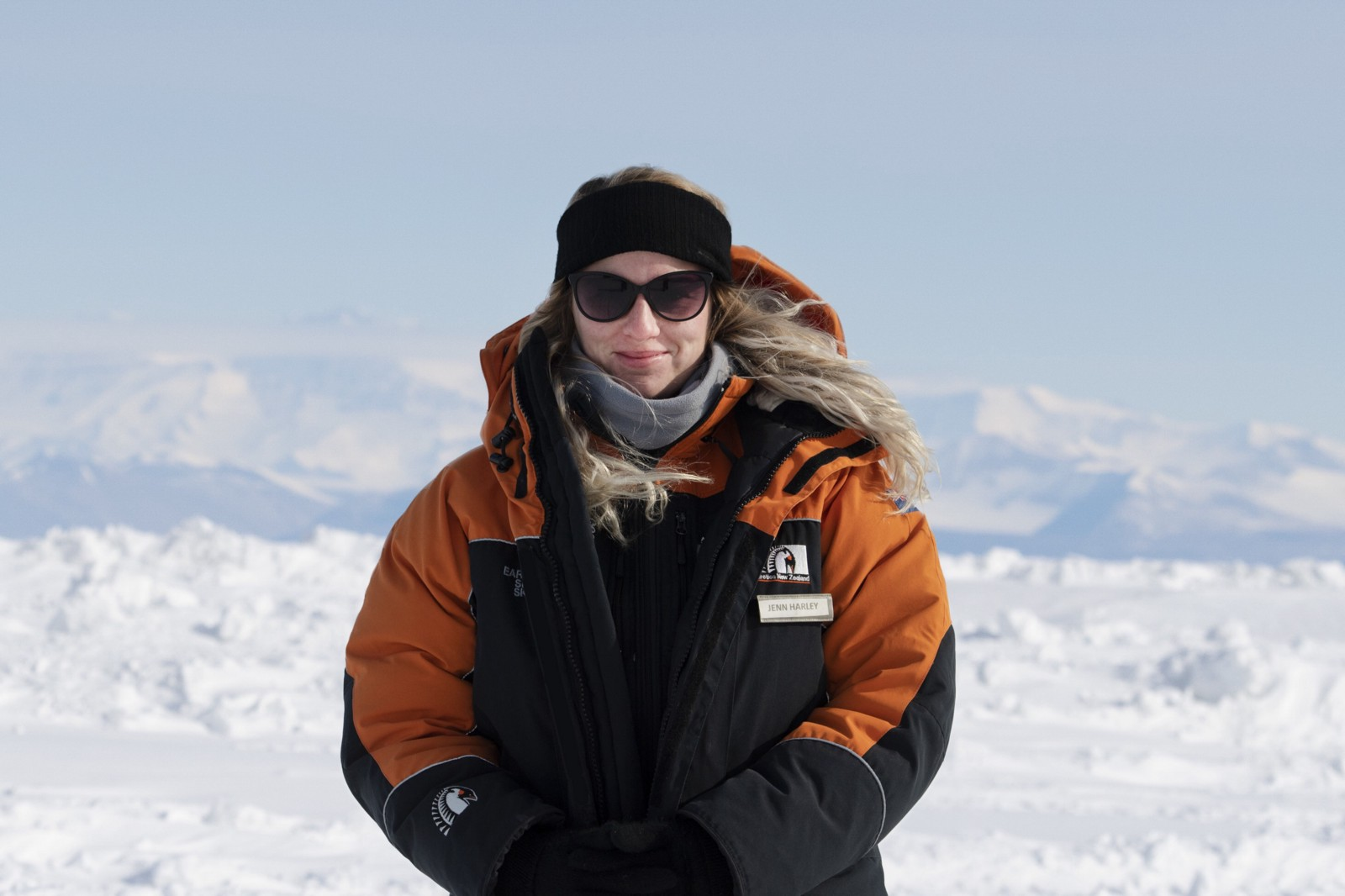 New Zealand Defence Force photographer Leading Aircraftman Jenn Harley joined the NZDF's annual deployment to Antarctica this summer season, where NZDF personnel support scientific research programs at both Scott Base and McMurdoStation.
