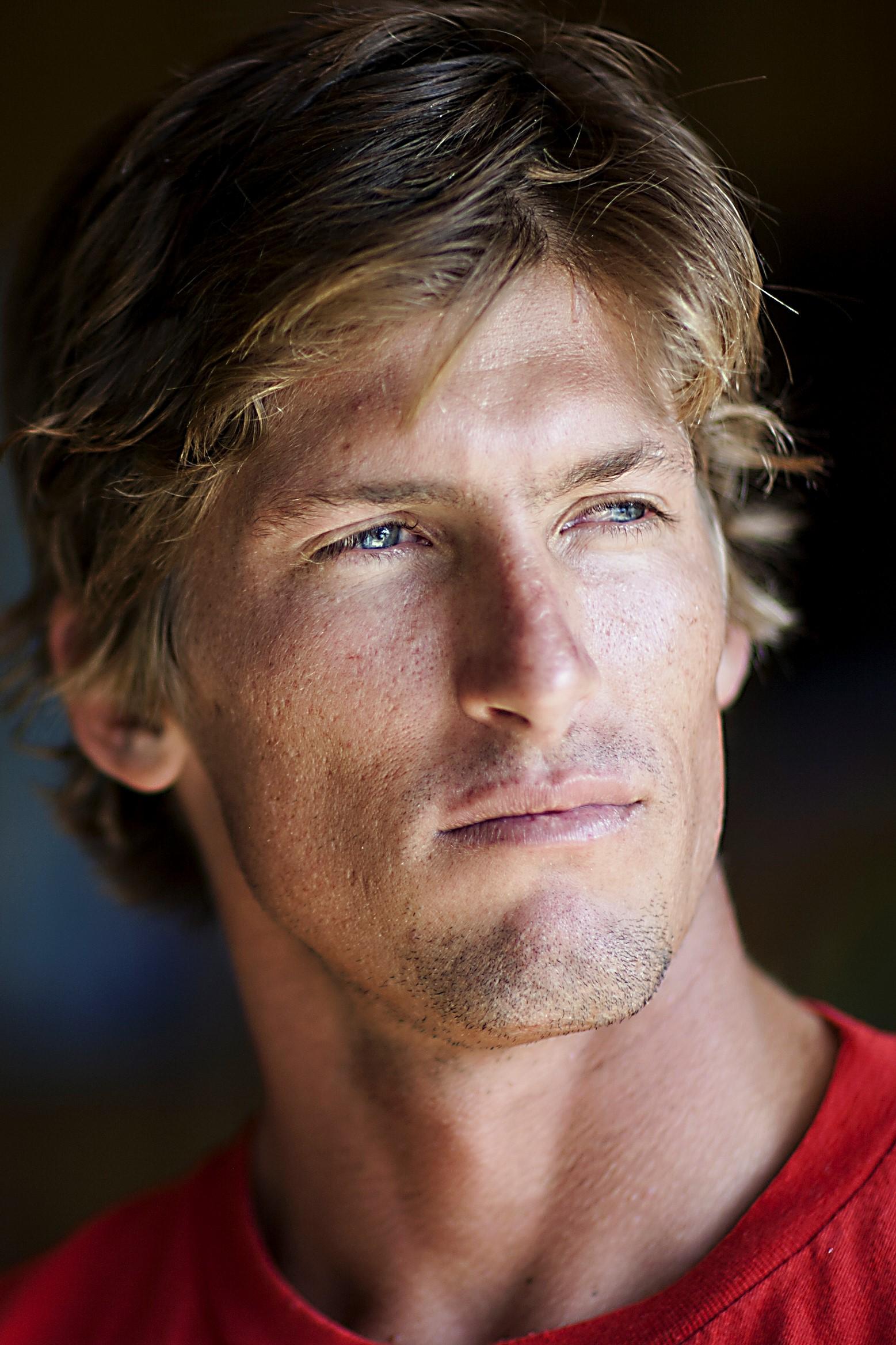 surfer dude portrait oahu headshot photographer