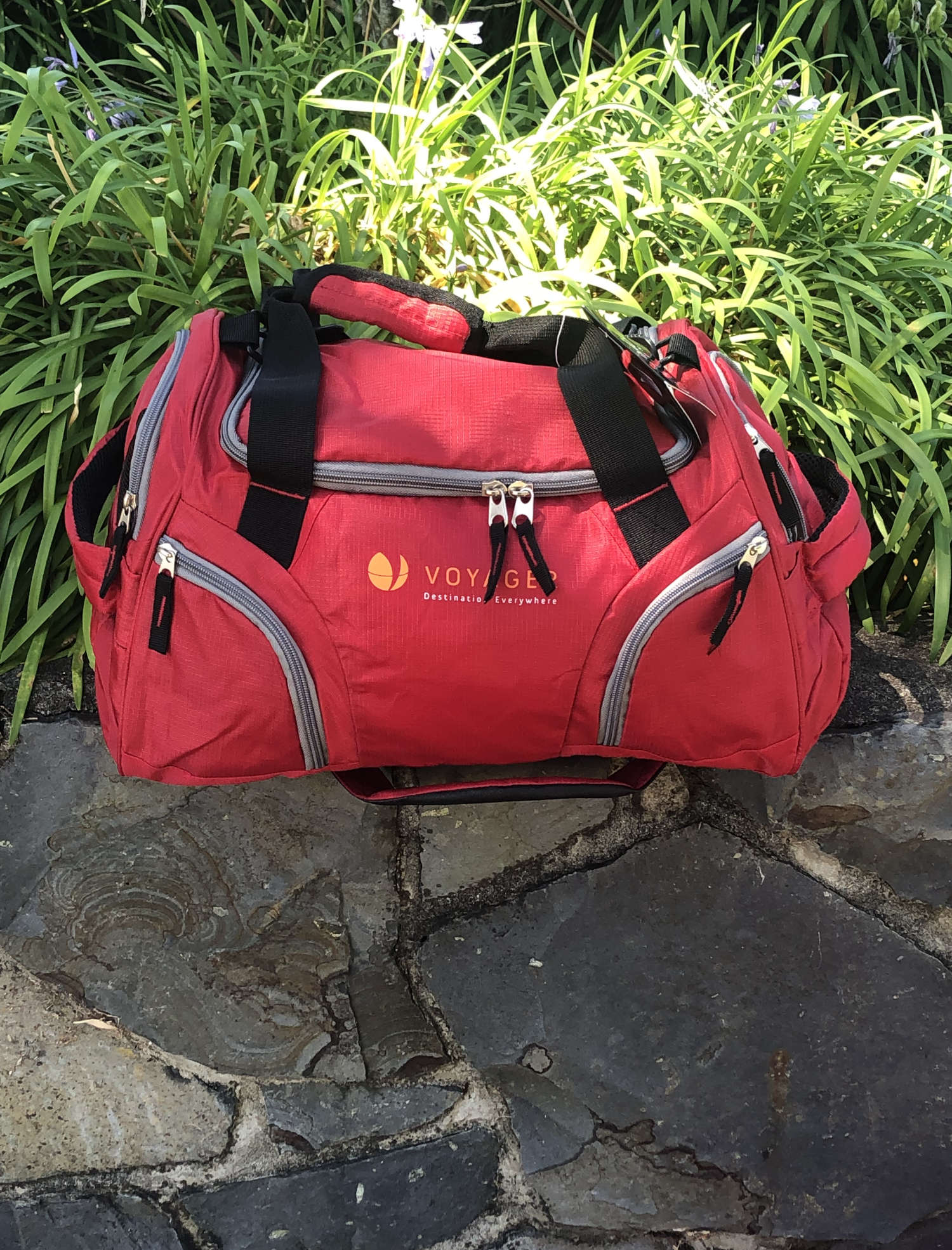 Backpacks and Grip Bags -