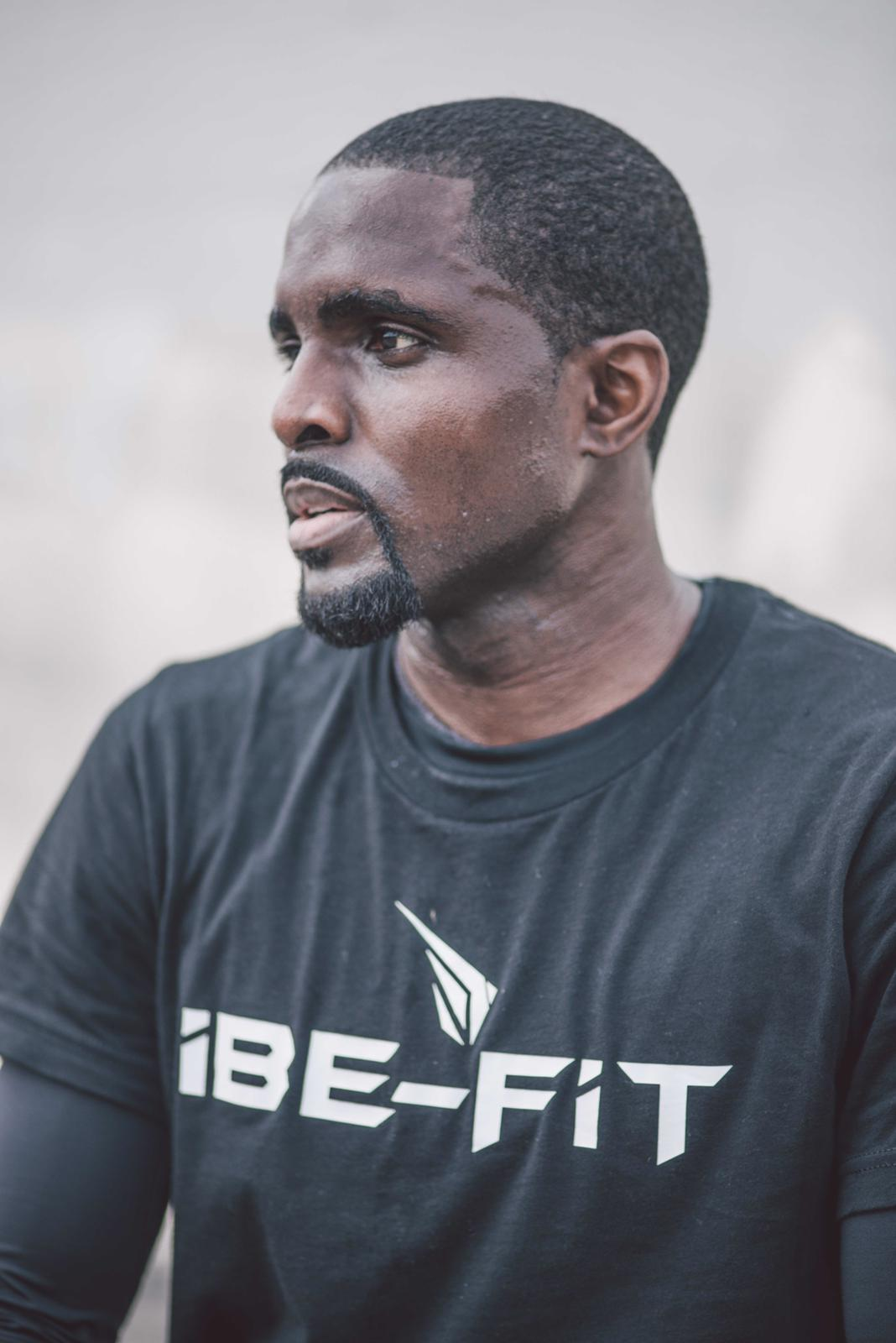 My name is Oscar Ibe Kemjika. - I am the founder of iBE-FiT.