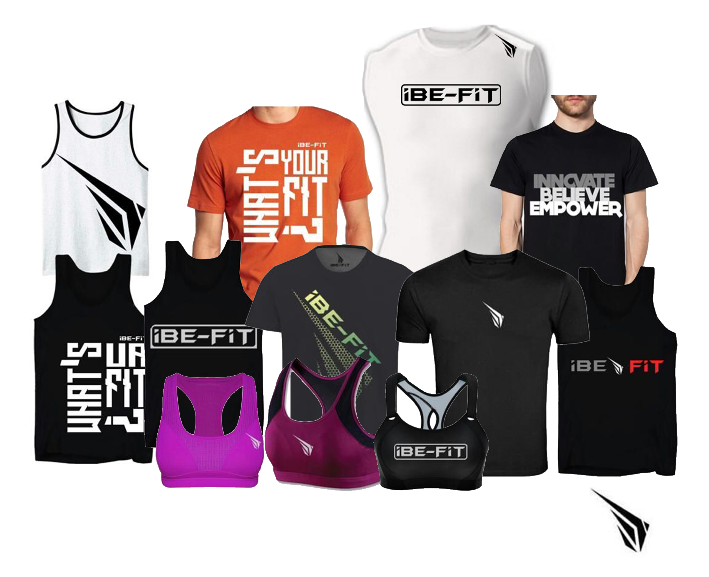 iBE-FiT Merchandise - Coming soon