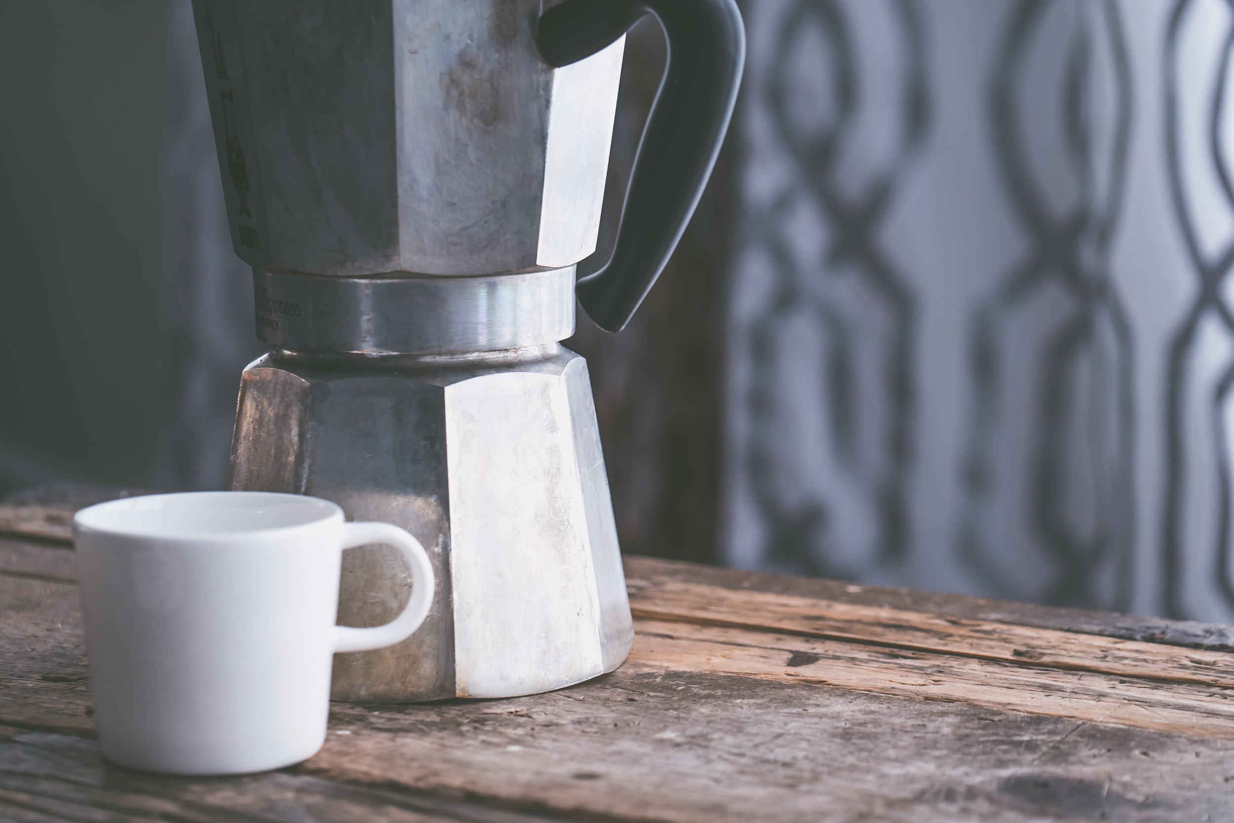 Losing sight of food quality is a problem. Losing sight of coffee quality? Also a problem.