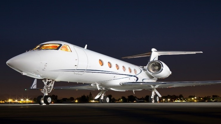 Opportunities to upgrade to Gulfstream series IV and up, with worldwide operations.