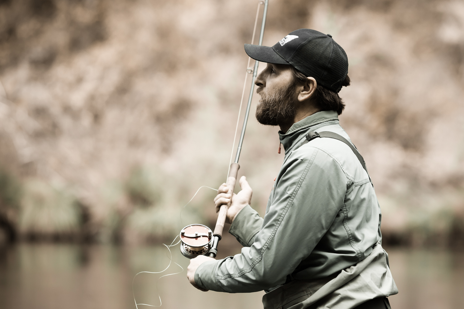 Charles Gehr - Charles has a passion for all things spey and steelhead and has a deep affection for and knowledge of the vast and varied trout and steelhead fisheries of the Rockies and American West. Charles now brings his passion for two-hand casting and craftsmanship to Anderson Custom Rods.