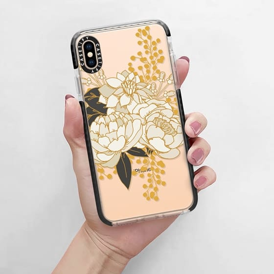 I love dressing up my phone case for important date or each season to go with my changing moods and outfit. These cases are beautiful, but best of all they are tough.