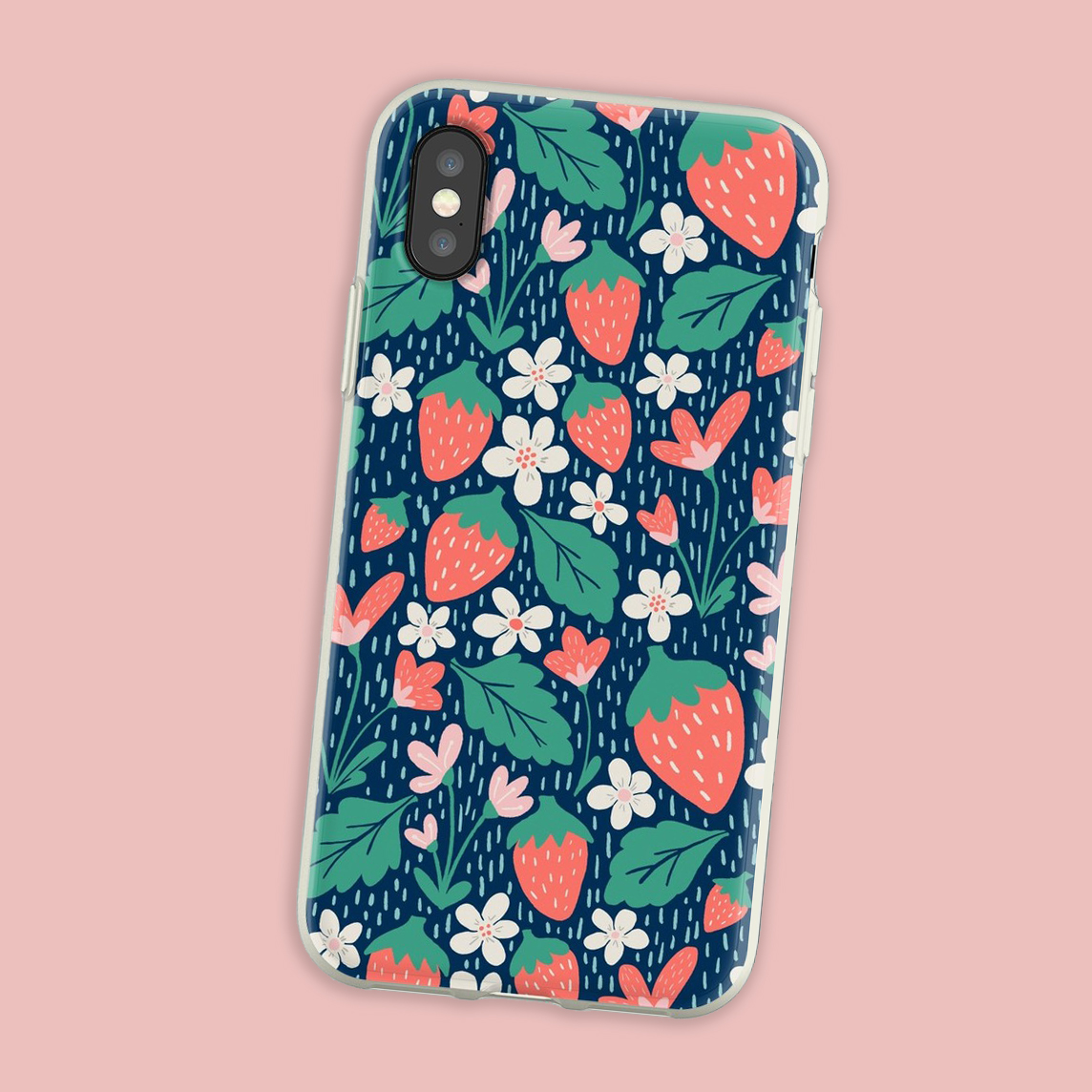 I take my phone everywhere so it needs to be protected and have a cute case to dress up with the season. This the perfect spring and summer iphone cover to celebrate the season