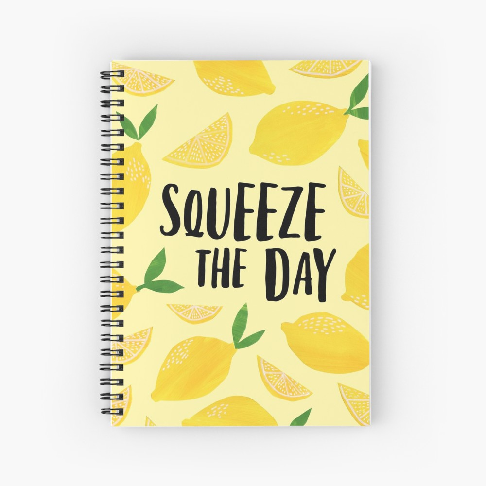 Carpe Diem Notebook the perfect way to start the new school year off with a little motivation or write your next idea