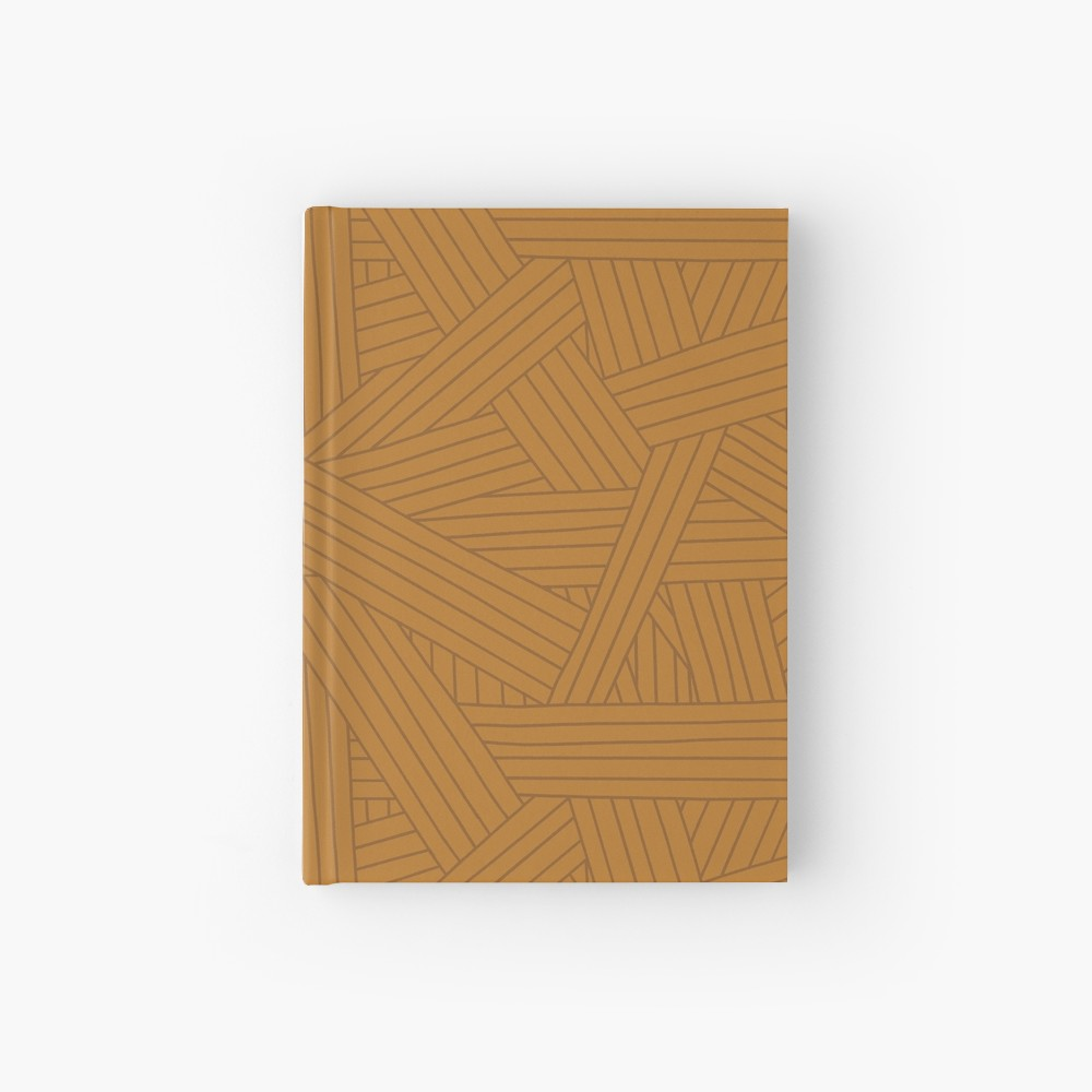 Neutral Hardback book that is great for a journal or dairy. Very Sturdy and beautiful