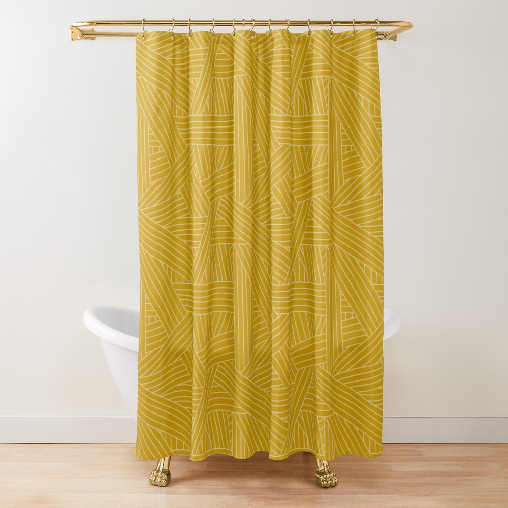 Mustard yellow is my favorite color for the fall season and is a great way to add a little style to your home  and develop a new design  for your bathroom