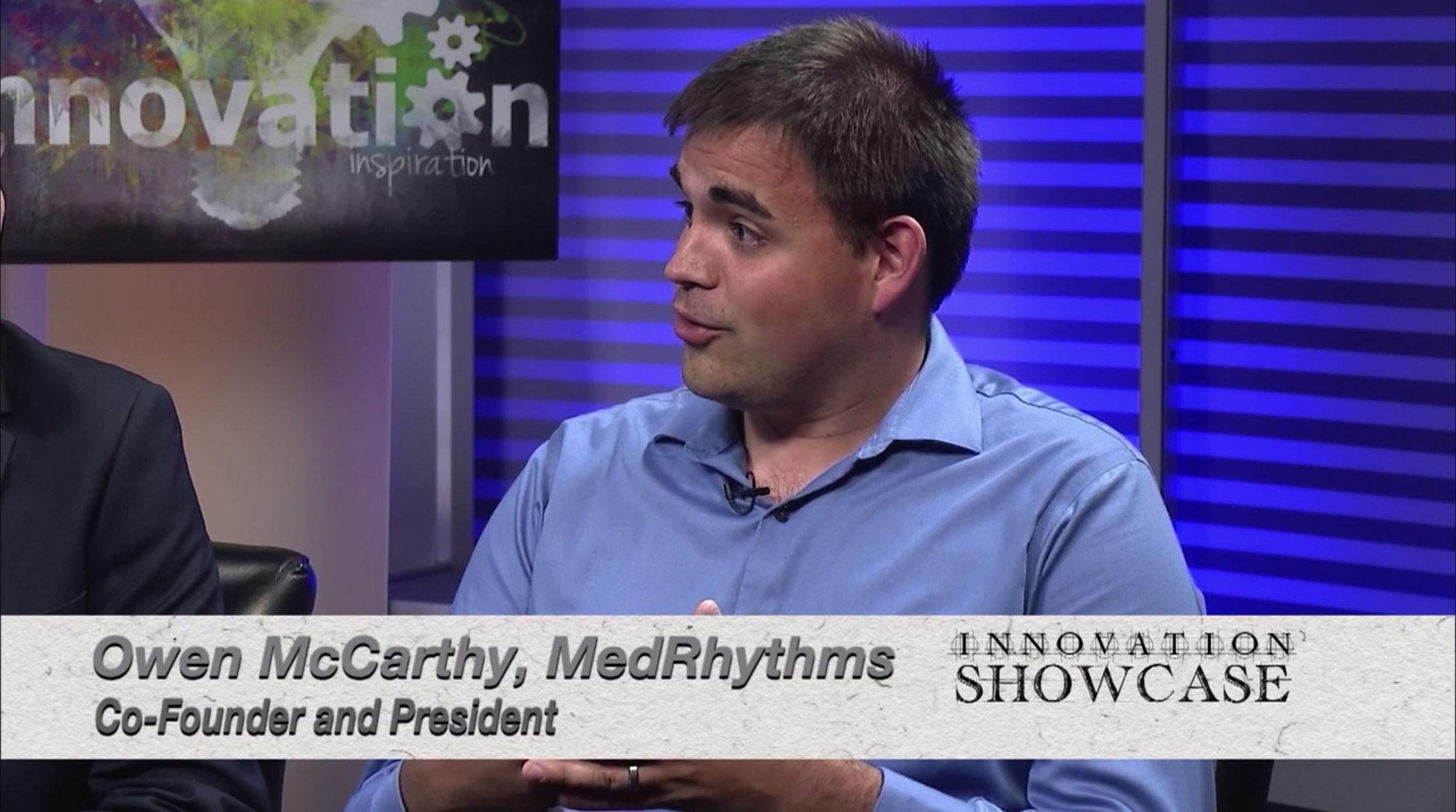 Innovation Showcase - MedRhythms