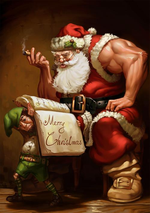6-muscles-santa-claus-christmas-artworks-illustrations.jpg