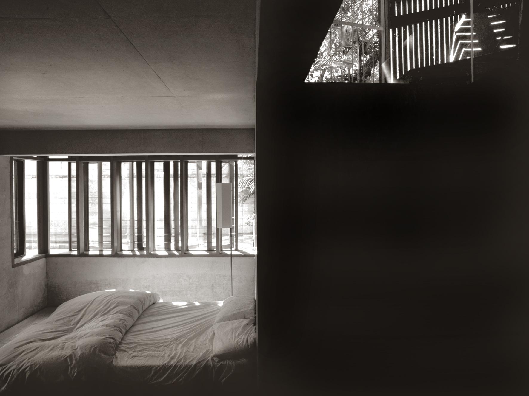 C House_TLinkins_Bedroom B&W.jpg