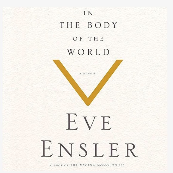 """The question is not will you die. The question is which you needs to die off so the new self can live and thrive in a new and loving world. ~Eve Ensler """"In the body of the world."""" Wow wow wow!! This book!!!! So fucking gooooood!! Thank you @thejessicaworld ❤️❤️❤️"""
