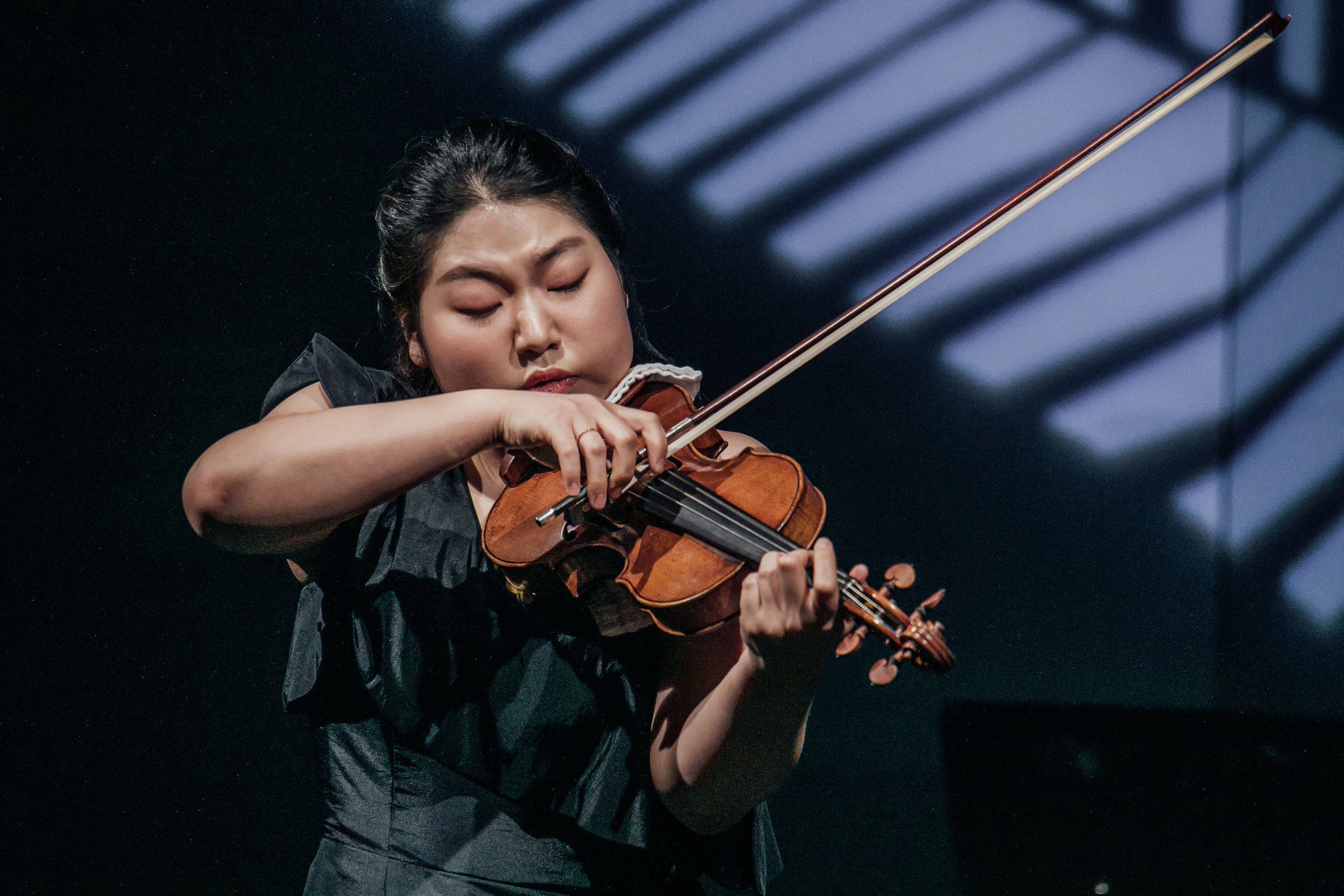 Anna Im won the 2019 Michael Hill International Violin Competition