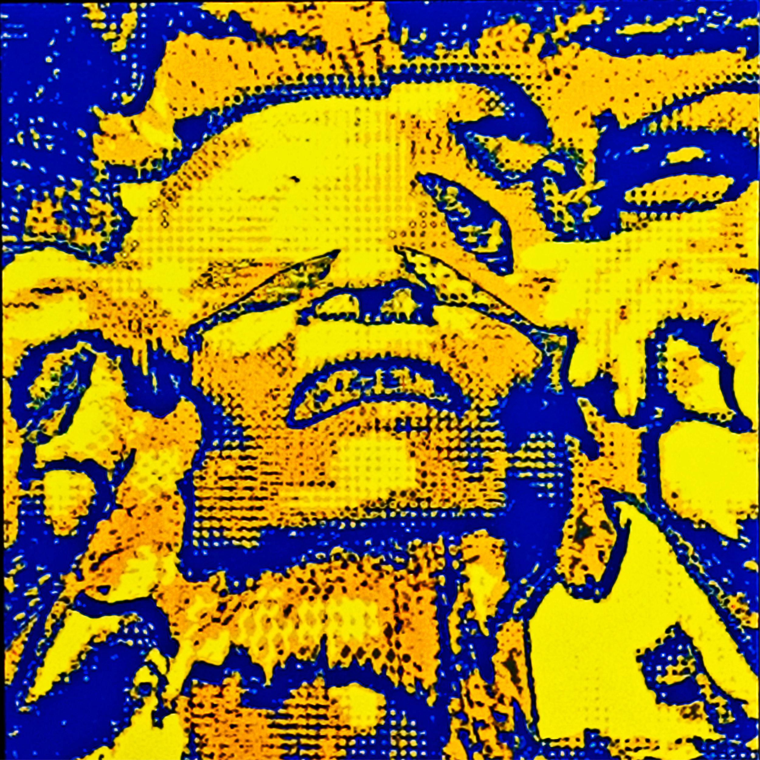 Total Eclipse - 1997 - illustration/digital manipulation