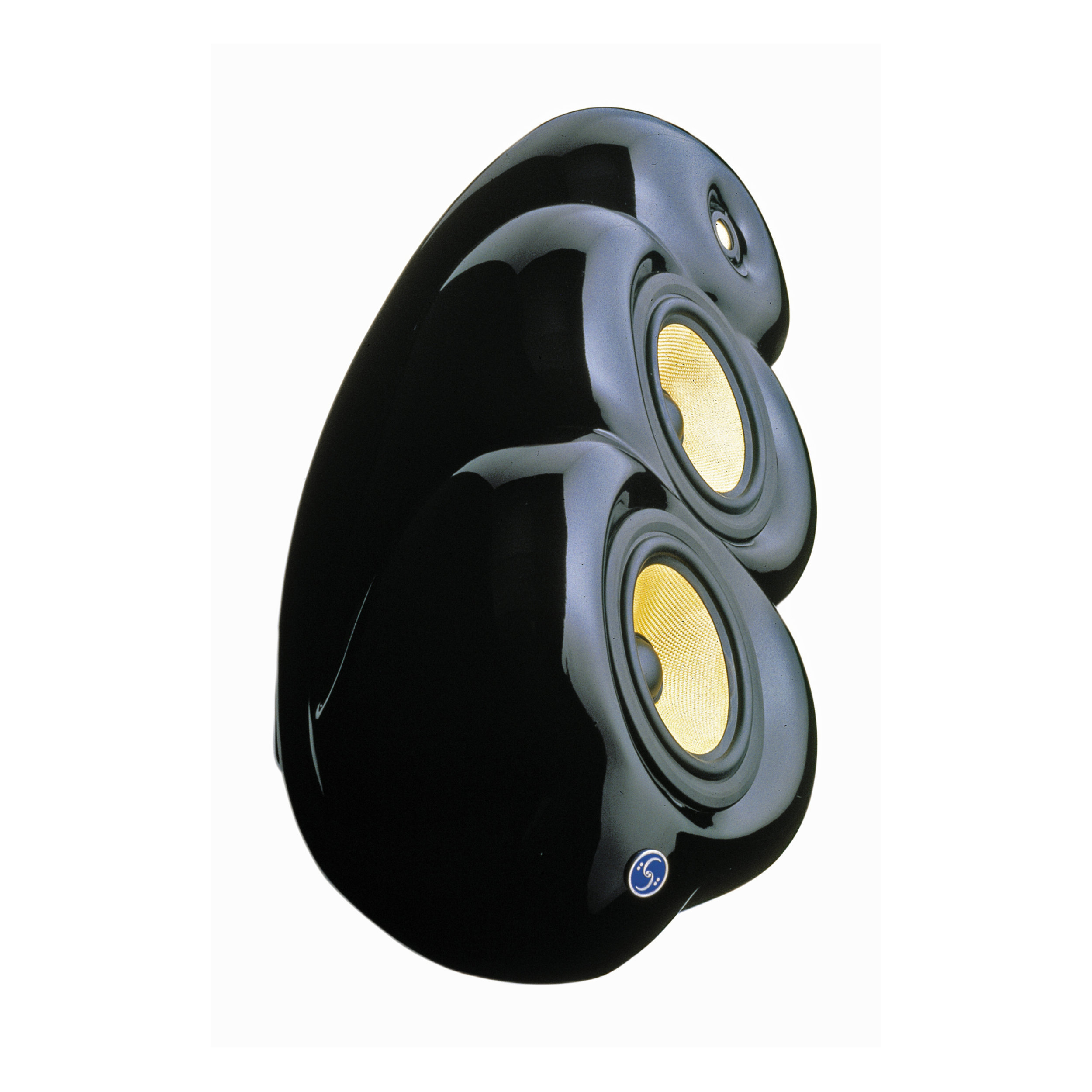 TechnoPod Mk 2 - Blue Room Loudspeakers1994 - black / COMPOSITE