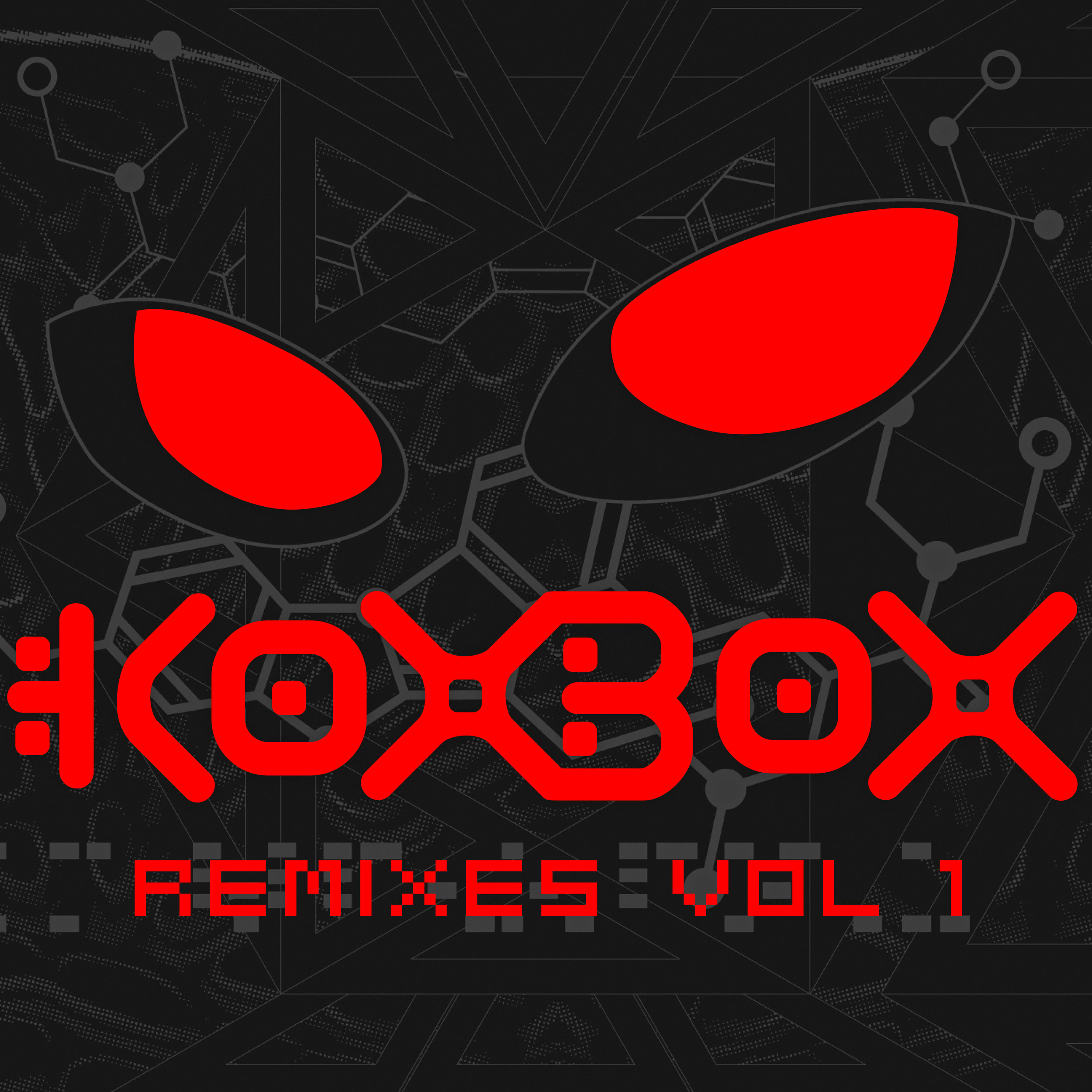Koxbox- The Scanner Remix Vol. 1 - 2016