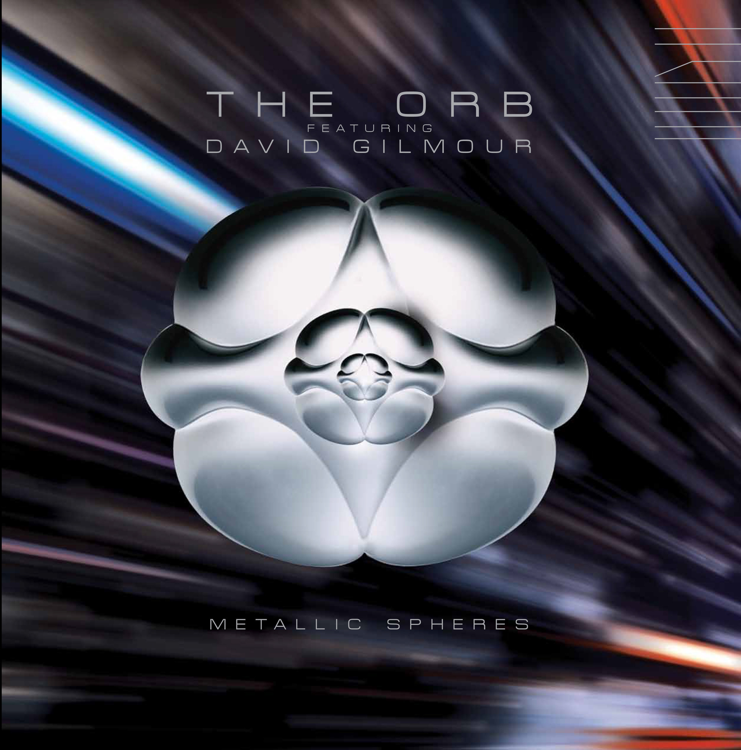 The Orb - Metallic Spheres LP version - SONY 2012
