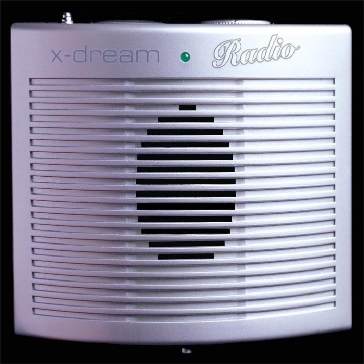 X-Dream - Radio - BLUE ROOM RELEASED 1998