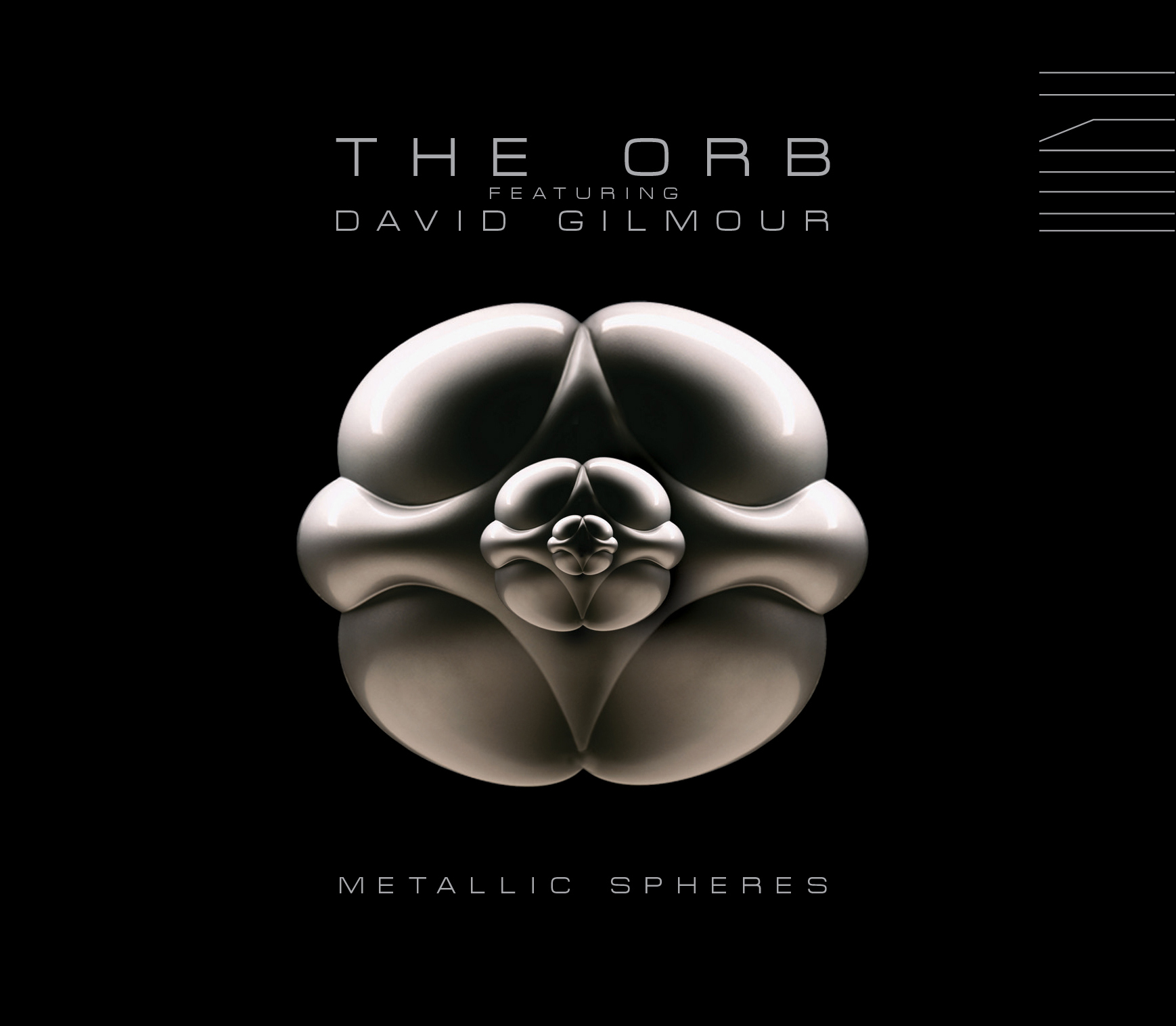 The Orb - Metallic Spheres - SONY 2012