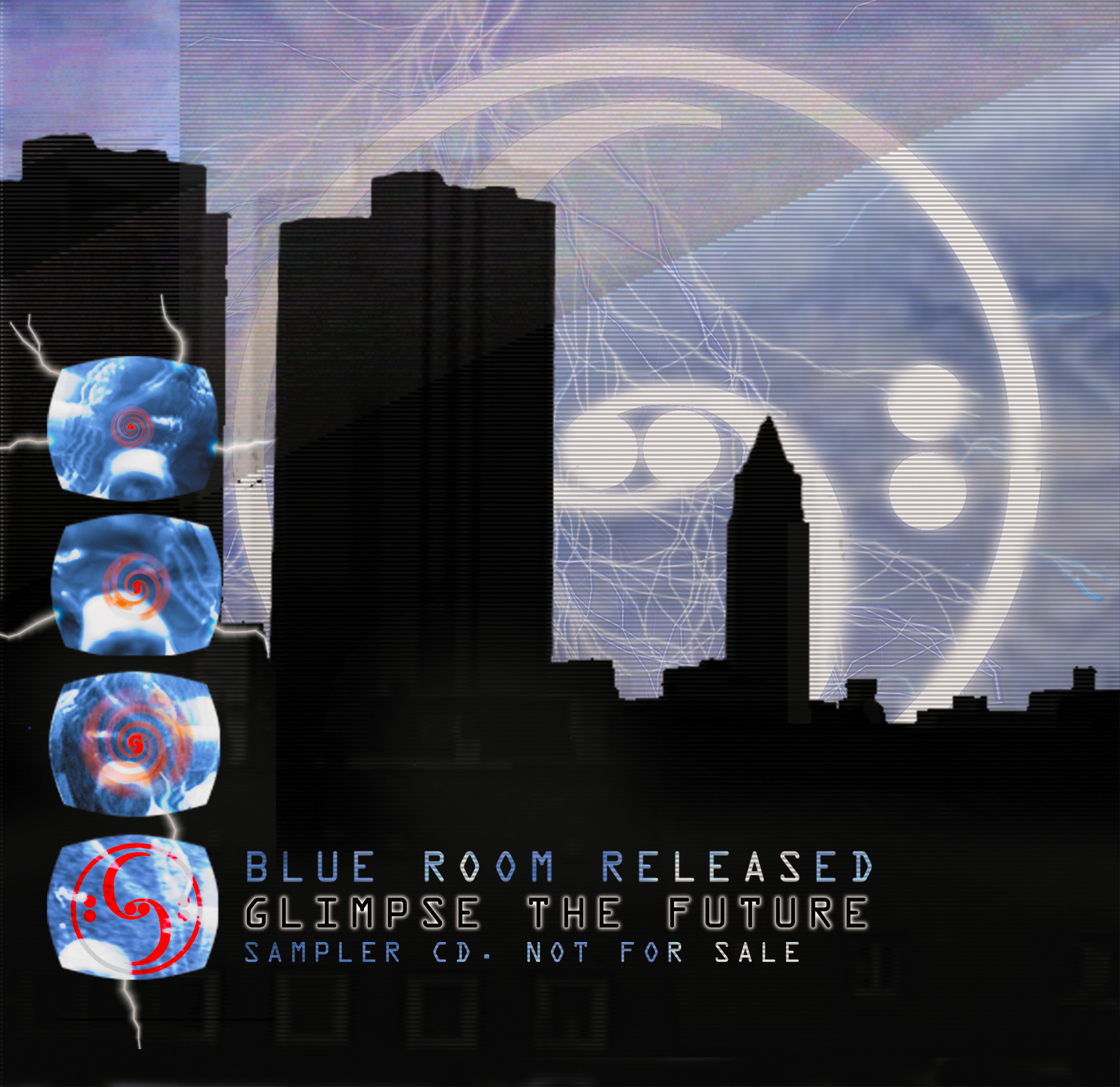 Glimpse The Future - BLUE ROOM RELEASED 1998