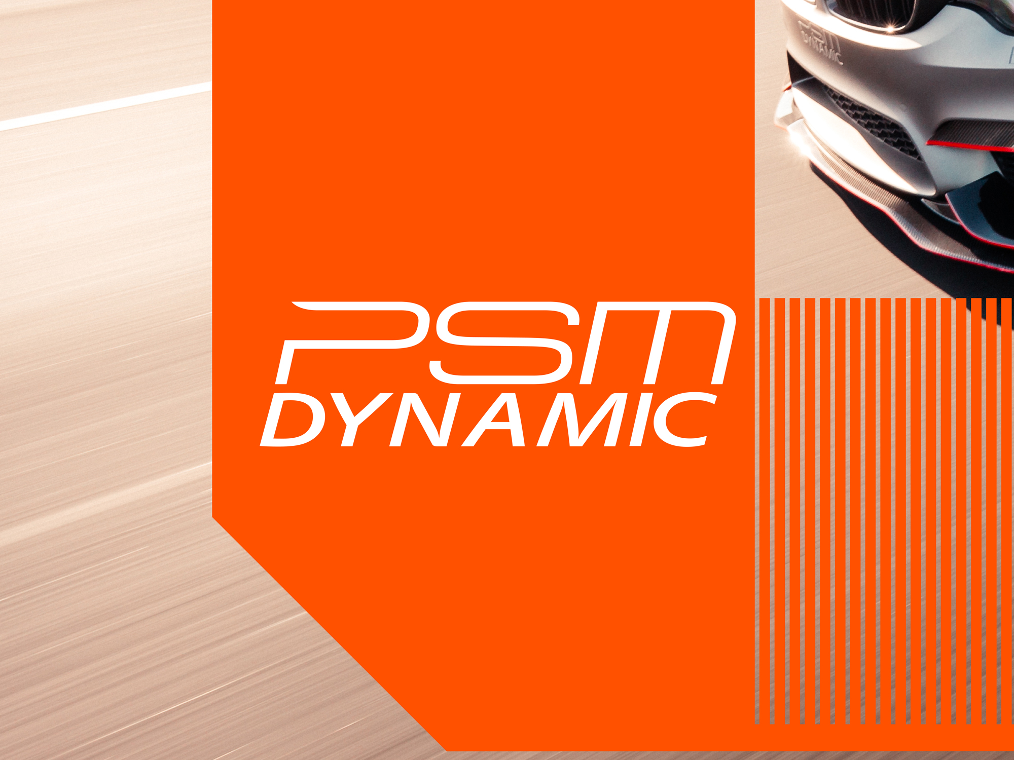 PSM Dynamic - Brand IDENTITY / creative direction / Product packaginG