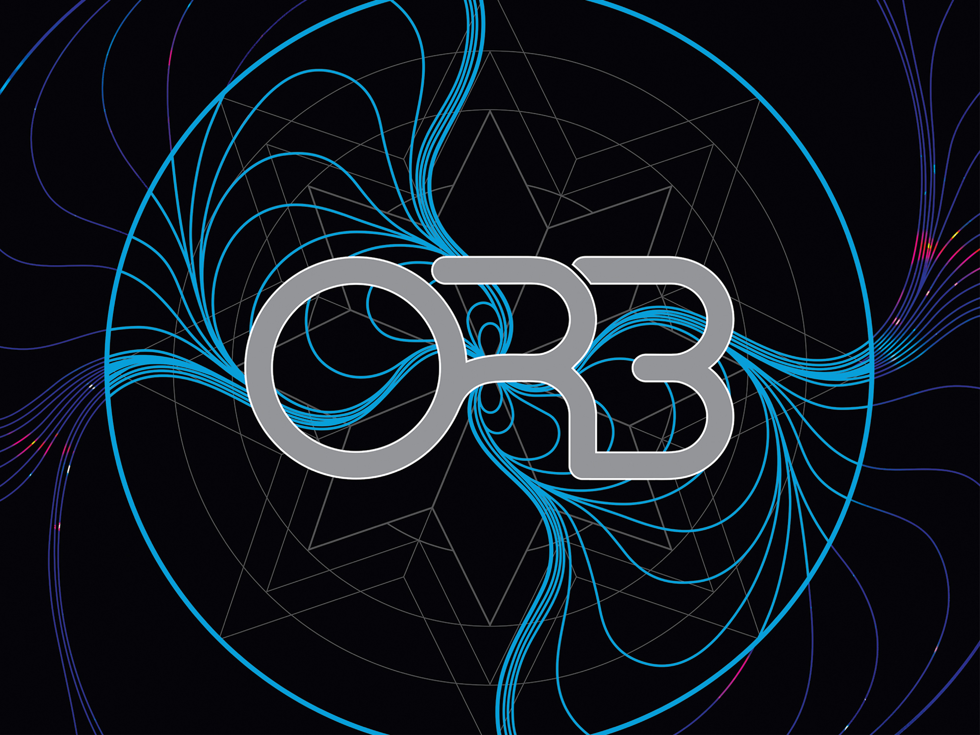 The Orb - IDENTITY / creative direction / album covers / Merchandise / design for live events