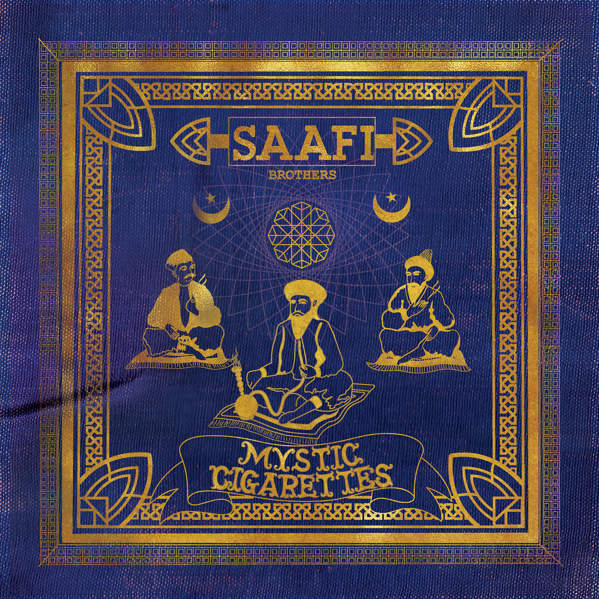 Saafi Brothers - Mystic Cigarettes (New Flavours of Old Classics) - LiQUID SOUND DESIGN 2019