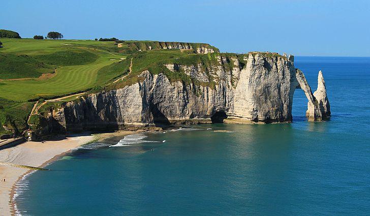 Cliffs d'Etratat