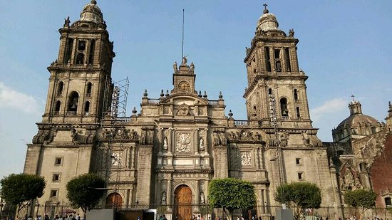catedral mexico city