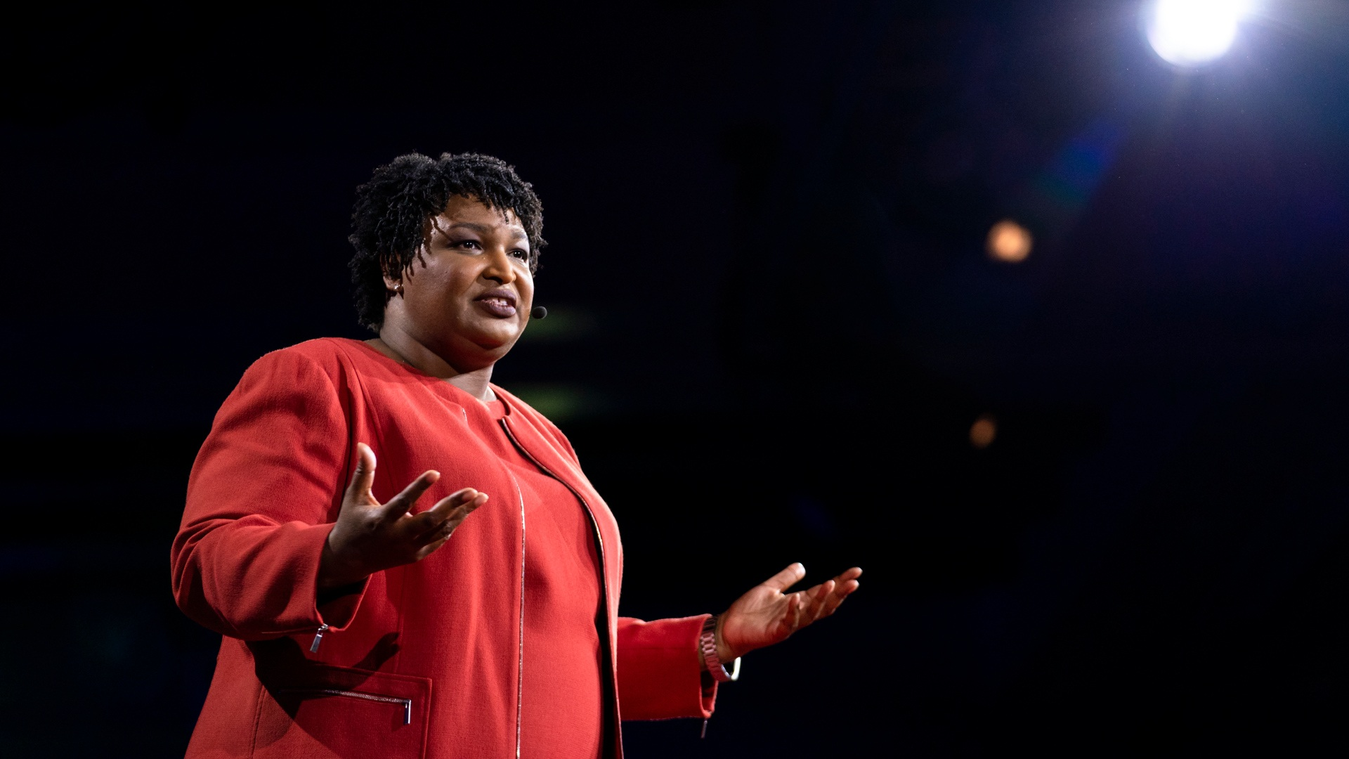 Stacey Abrams on how Democrats could win 2020