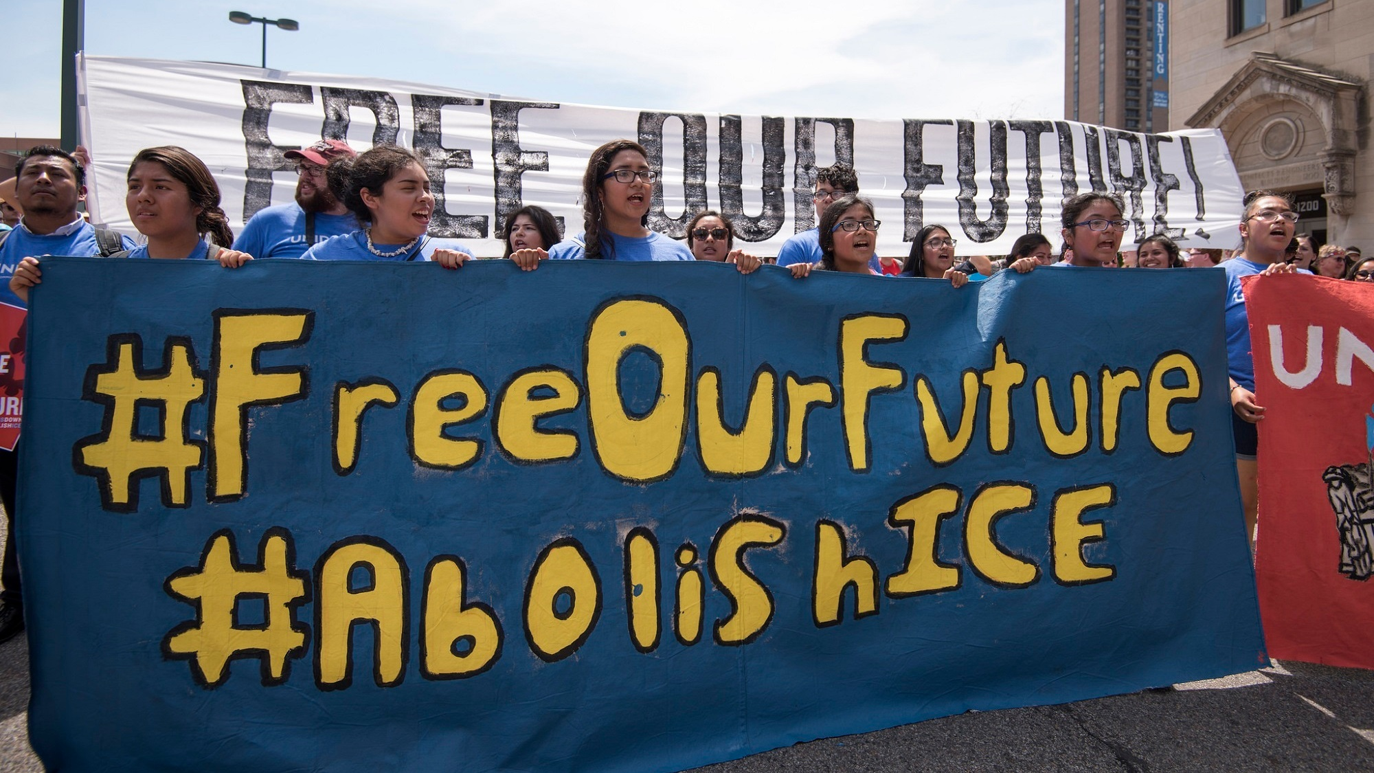 What's driving the movement to Abolish ICE?