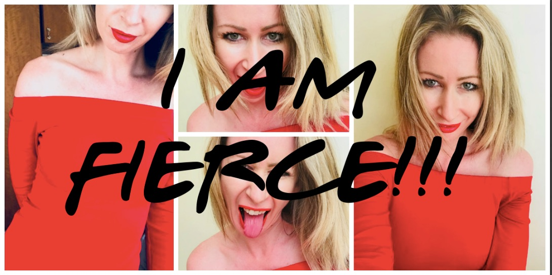 Get ready to unleash your fierceness and activate your life! - 30 days of bold fierce living!
