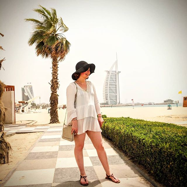 . . . . #dubai #dubaifashion #beach #zara #holiday #vacation #summer #sunshine #ootd #instagood #instadaily