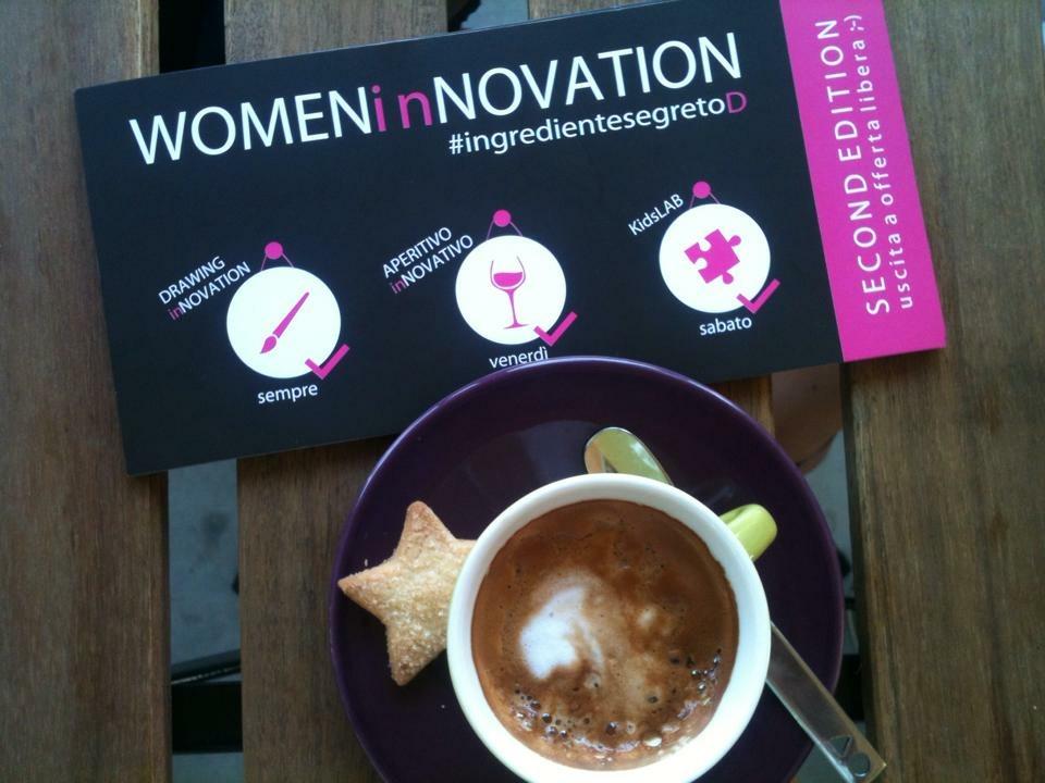 WOMEN INNOVATION Exhibition - Villa Bernasconi | Como Italy | Oct 17-Nov 8, 2015Host: Il Biancospino