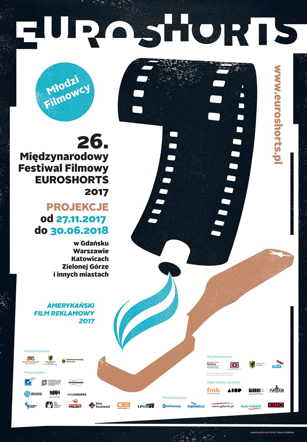 Euroshorts Young Filmmakers - Gdańsk, Poland | November 27, 2017